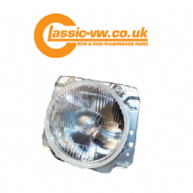 Mk2 Golf Headlight 191941753A (LHD)